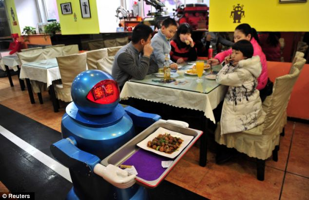 Robotic Restaurant - SNap(R) Traditions n Culutres