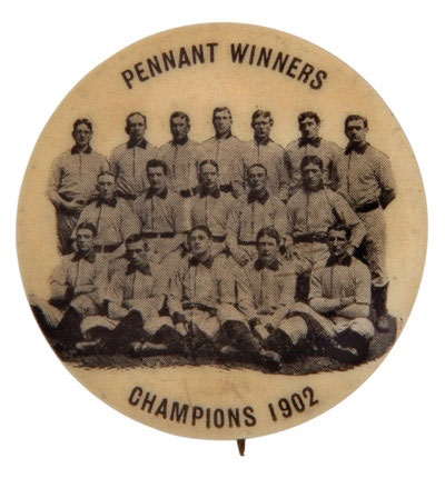 World Series Replays - 1902 Pirates