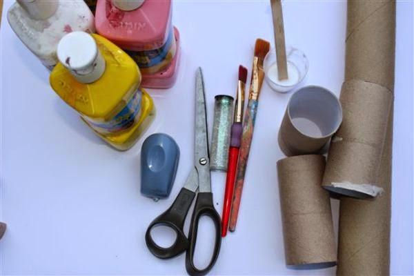 Conseils d co et relooking id es de bricolage que faire - Idee bricolage avec rouleau papier toilette ...