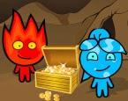 2 Kişilik Ateş ve Su Hazine Avı