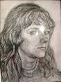 ;женский портрет