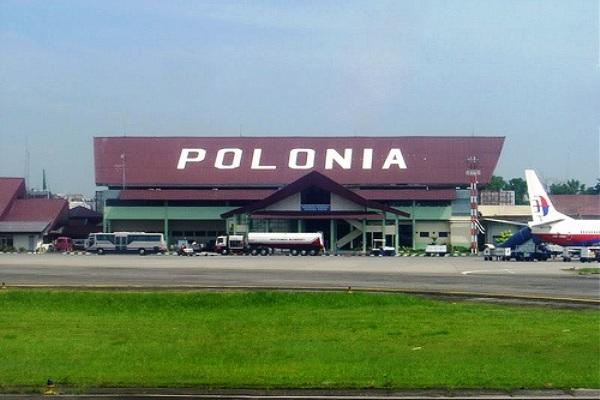 Bandara Polonia, Medan, Sumatera Utara
