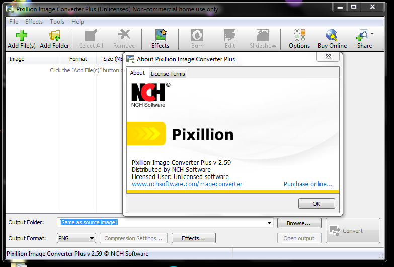 Pixillion Image Converter Plus 2.59 + Crack,serial key,patch,keygen,and act
