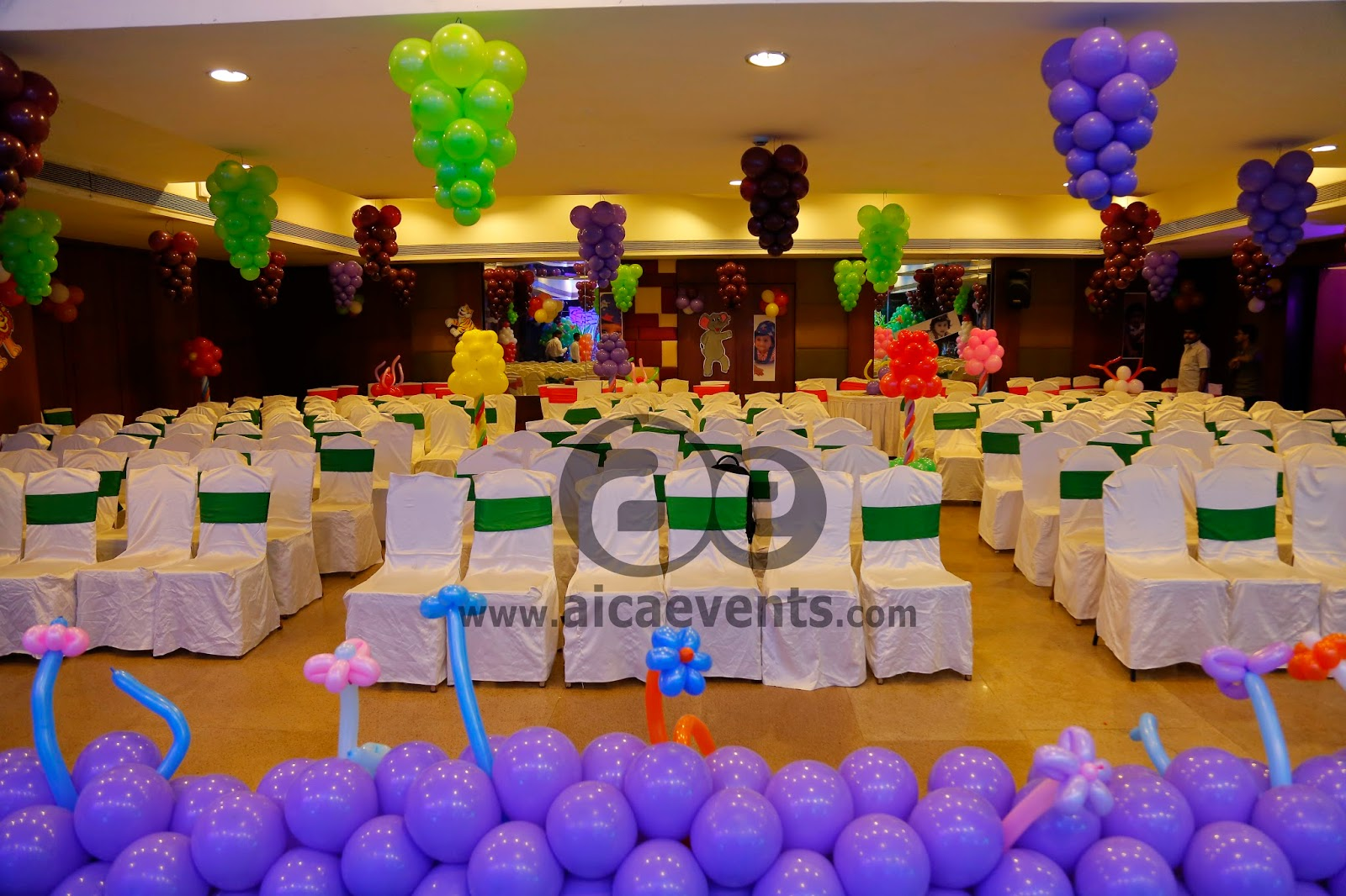 Jungle Themed Birthday Party Decoration Image Inspiration of