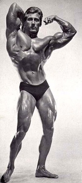 Frank Zane New Images Health News