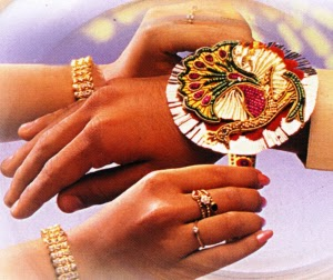 Raksha Bandhan Celebration in India