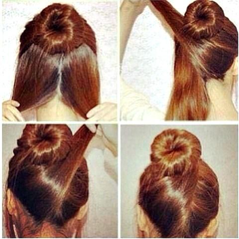 Peinados para cada d a f ciles y bonitos cuestiones de - Como hacer peinados faciles y bonitos ...