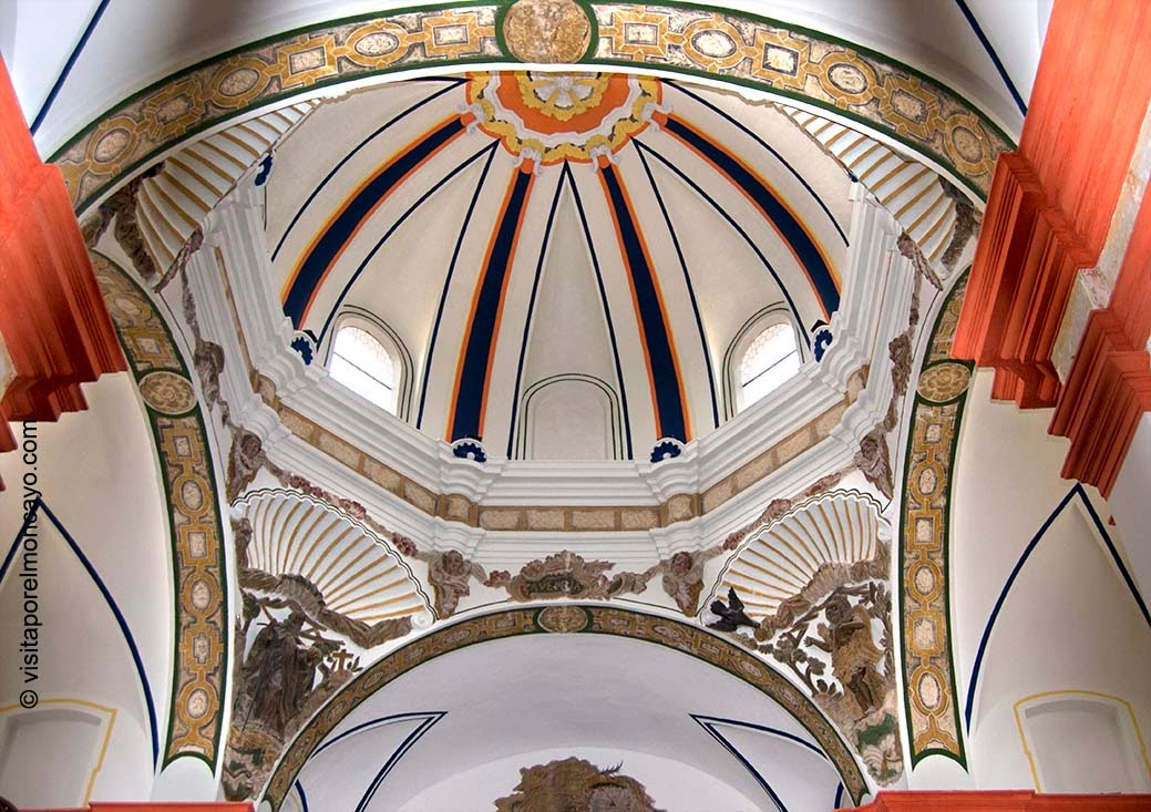 Cimborrio de la Ermita de Nuestra Señora del Puy Mallén