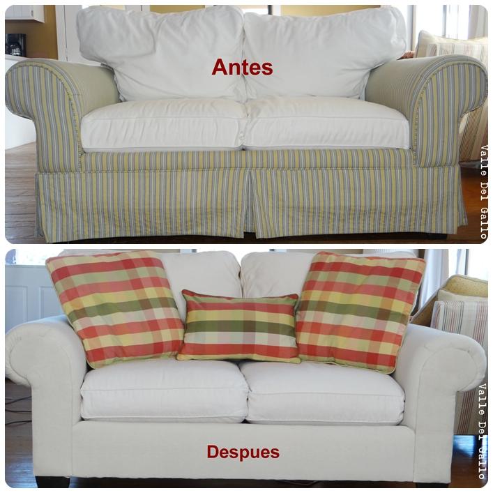 Como se tapiza un sofa best elegant tapizar sillones - Tapizar sillon paso a paso ...