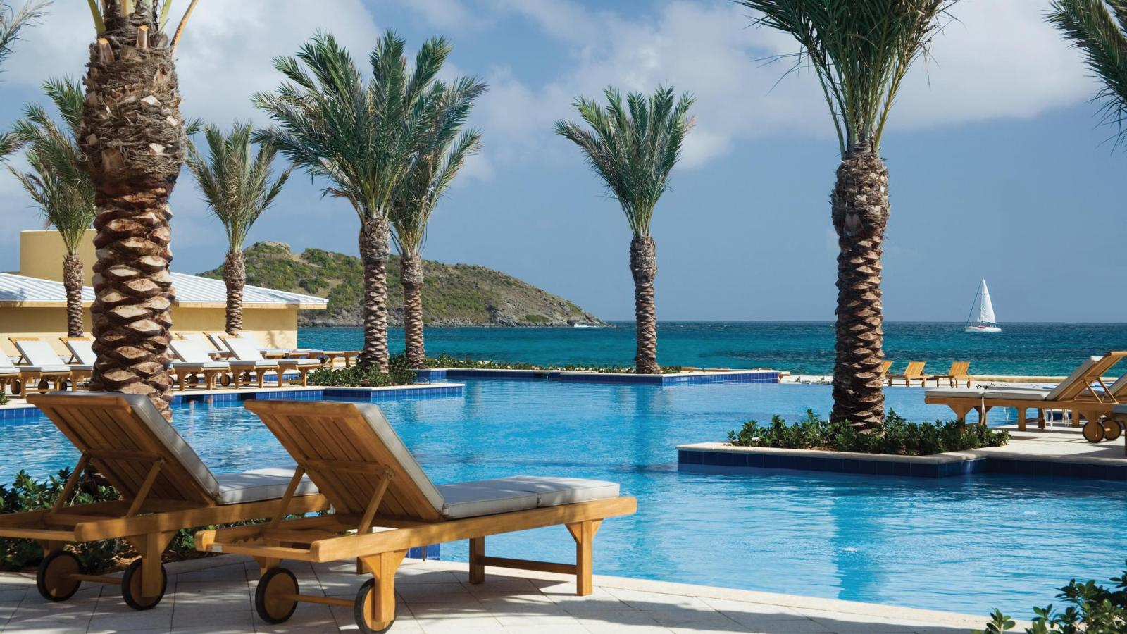 Westin Beach Resort And Spa St Maarten