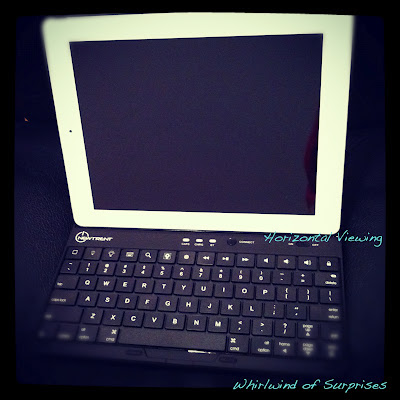 New Trent iPad Keyboard Review