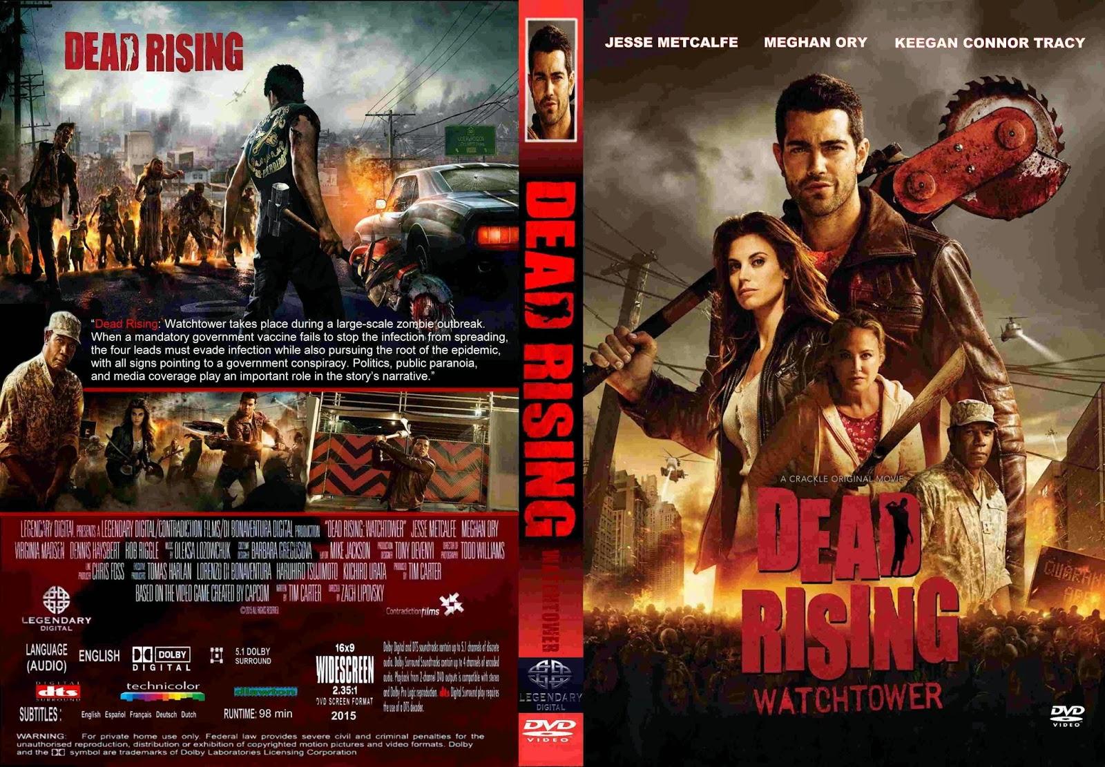 Baixar Dead Rising Watchtower BDRip XviD Dual Áudio Dead Rising Watchtower  2015  R0 CUSTOM  5Bfront 5D  5Bwww