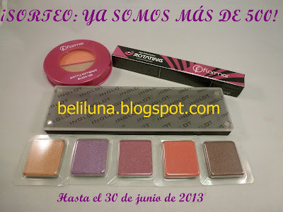 Sorteo en el blog Beliluna