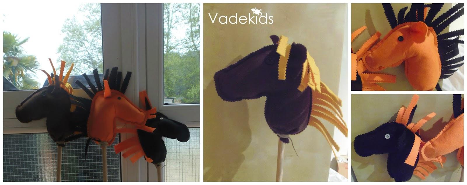 Vadekids manualidades caballo de palo - Manualidades de caballos para ninos ...