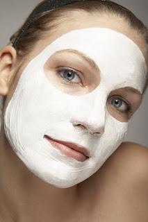 amido di riso, maschera viso illuminante, maschera viso detergente, maschera viso
