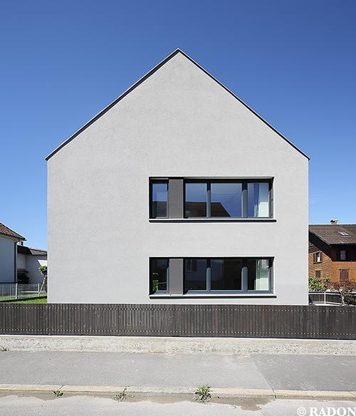 Radon photography norman radon haus v for Architektur einfamilienhaus satteldach
