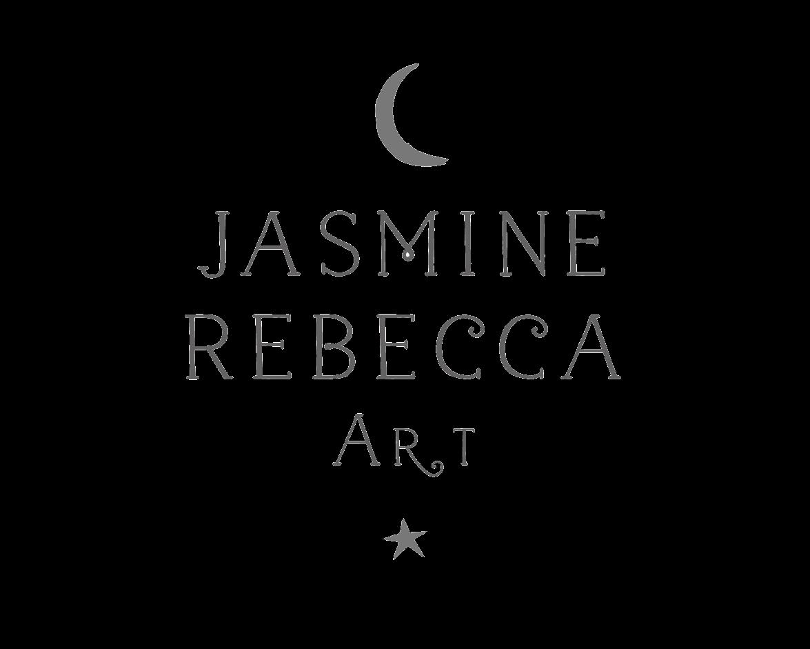 Jasmine Rebecca Illustration