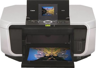 download Canon PIXMA MP810 Inkjet printer's driver