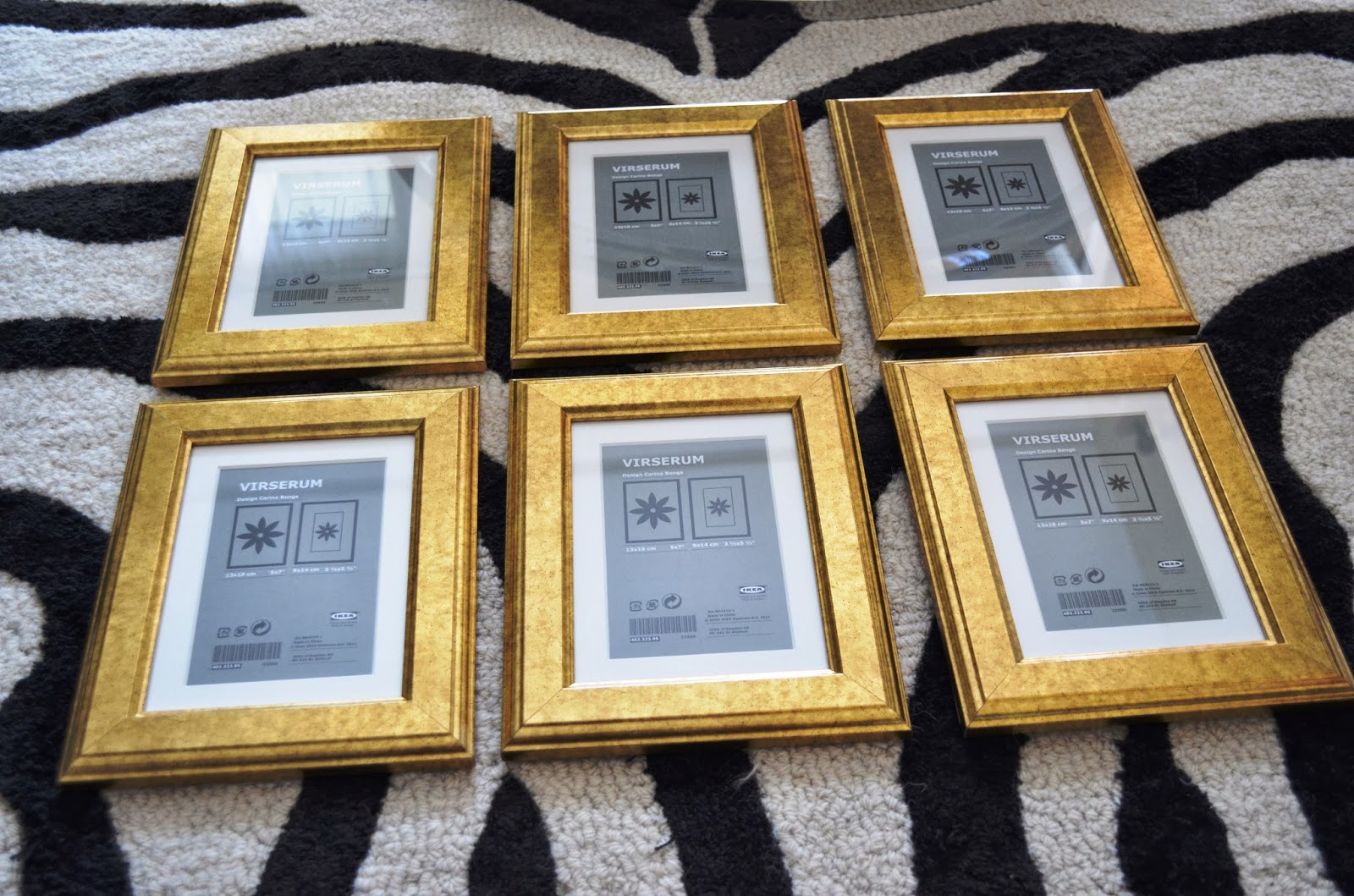 Cadre 24x36 Ikea. Cheap Amazon Ikea Virserum White X Picture Frame ...