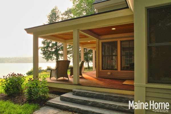 as seen in maine home design magazine - Maine Home Design