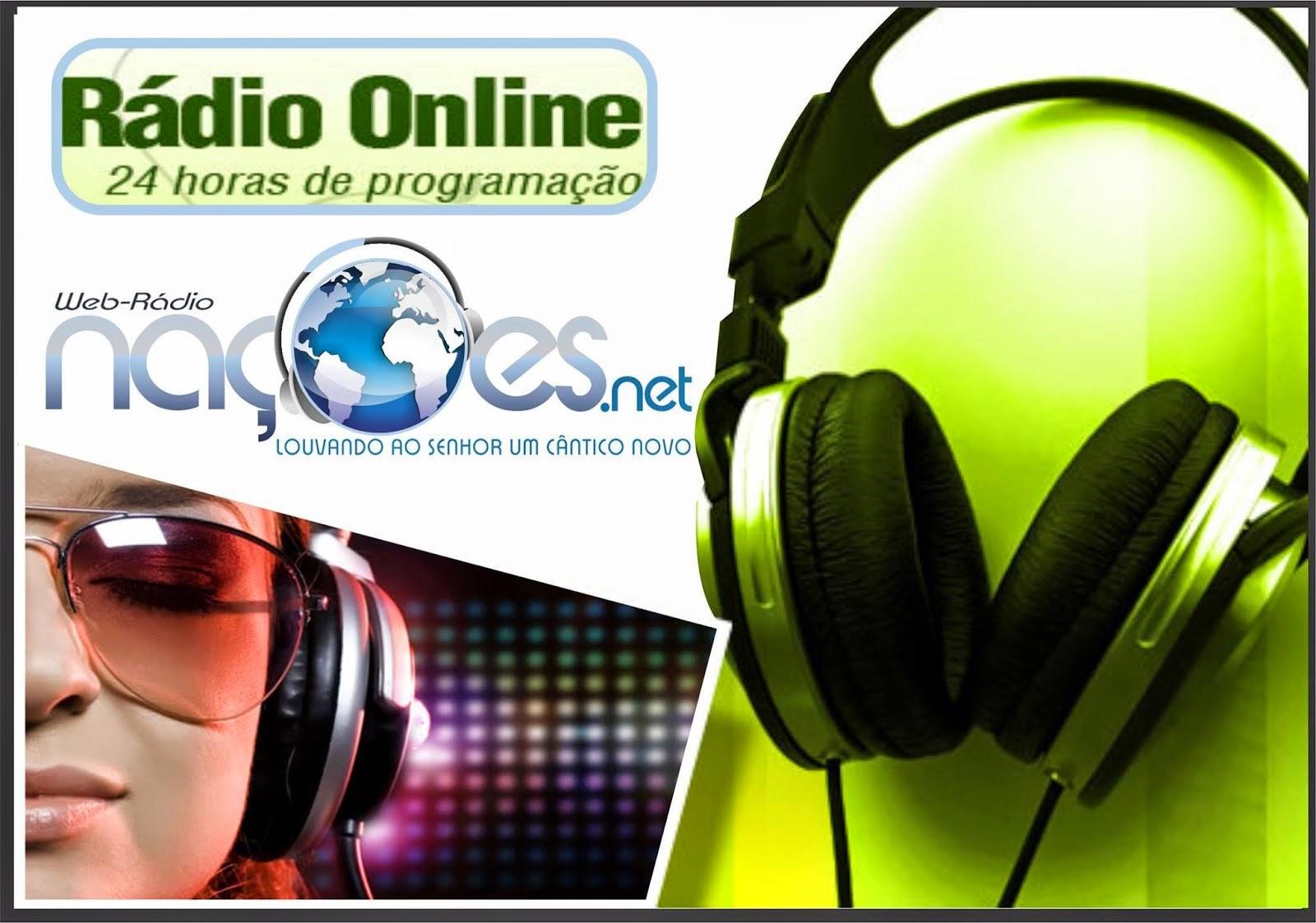WEB RÁDIO NAÇÕES.