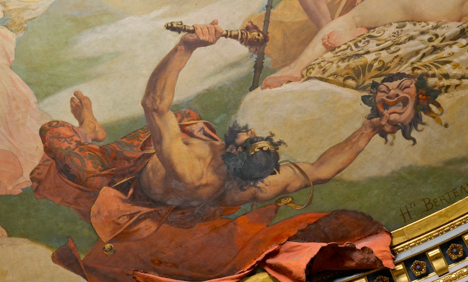 greek mythology and mount olympus essay