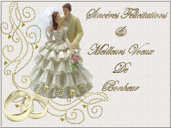 Super Les carte d'invitation de mariage gratuit – Votre heureux blog  BJ95