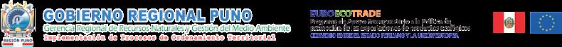 Zonificación Ecológica y Económica del departamento de Puno