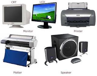 Komponen dan Peripheral dalam Komputer