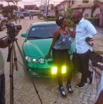 annie-idibia-in-love-with-2shotz