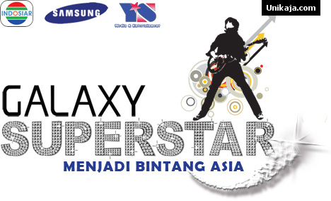 Galaxy Superstar Indosiar