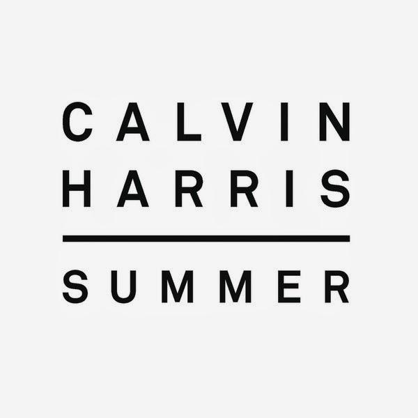 Calvin Harris - Summer - Single Cover