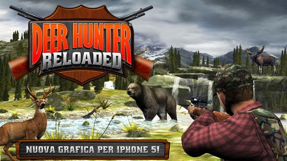 Trucchi Deer Hunter Reloaded iPhone oro e soldi infiniti