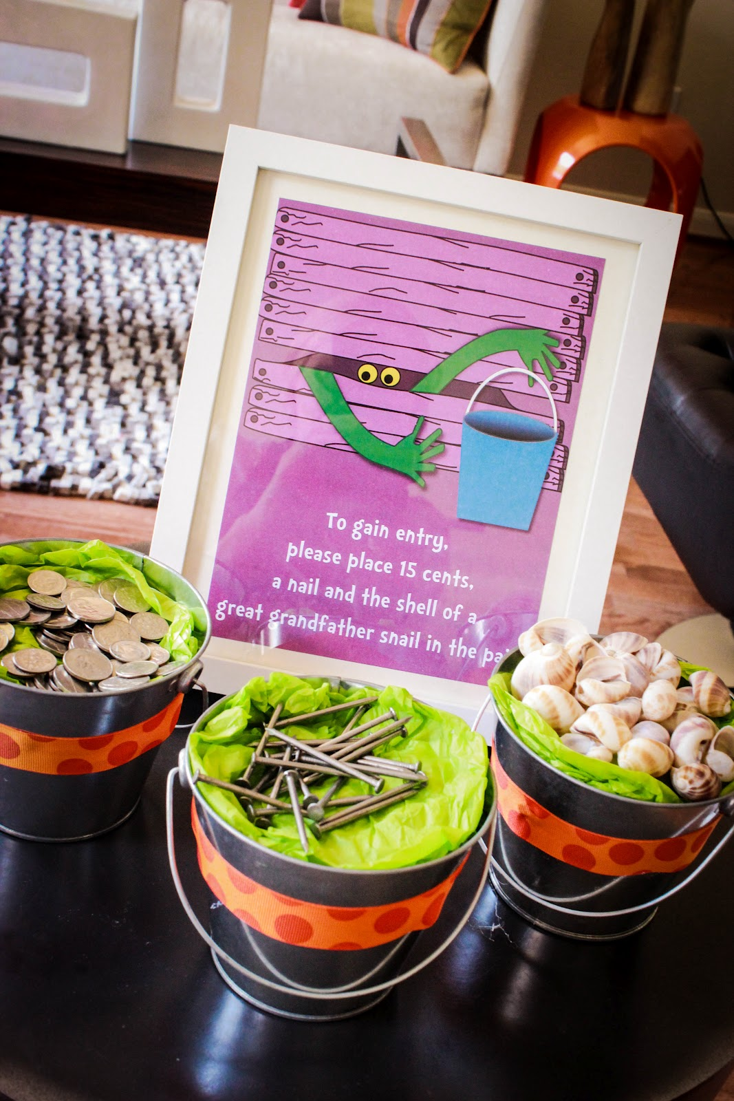 The Party Wall: The Lorax Party (Part 2): Decorations ...