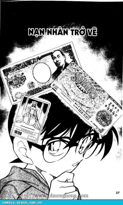 Detective Conan - Thám Tử Lừng Danh Conan chap 513 page 1 - IZTruyenTranh.com