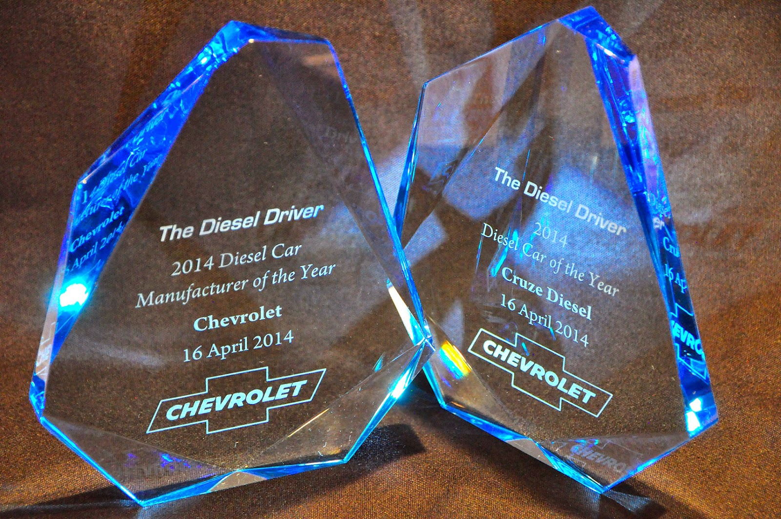 2014 Chevy Cruze is Diesel Car of the Year