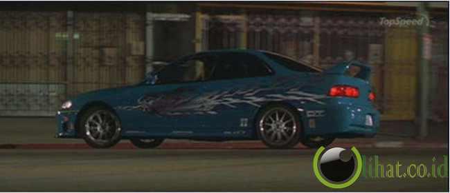 10 Mobil Terbaik dari Fast & The Furious
