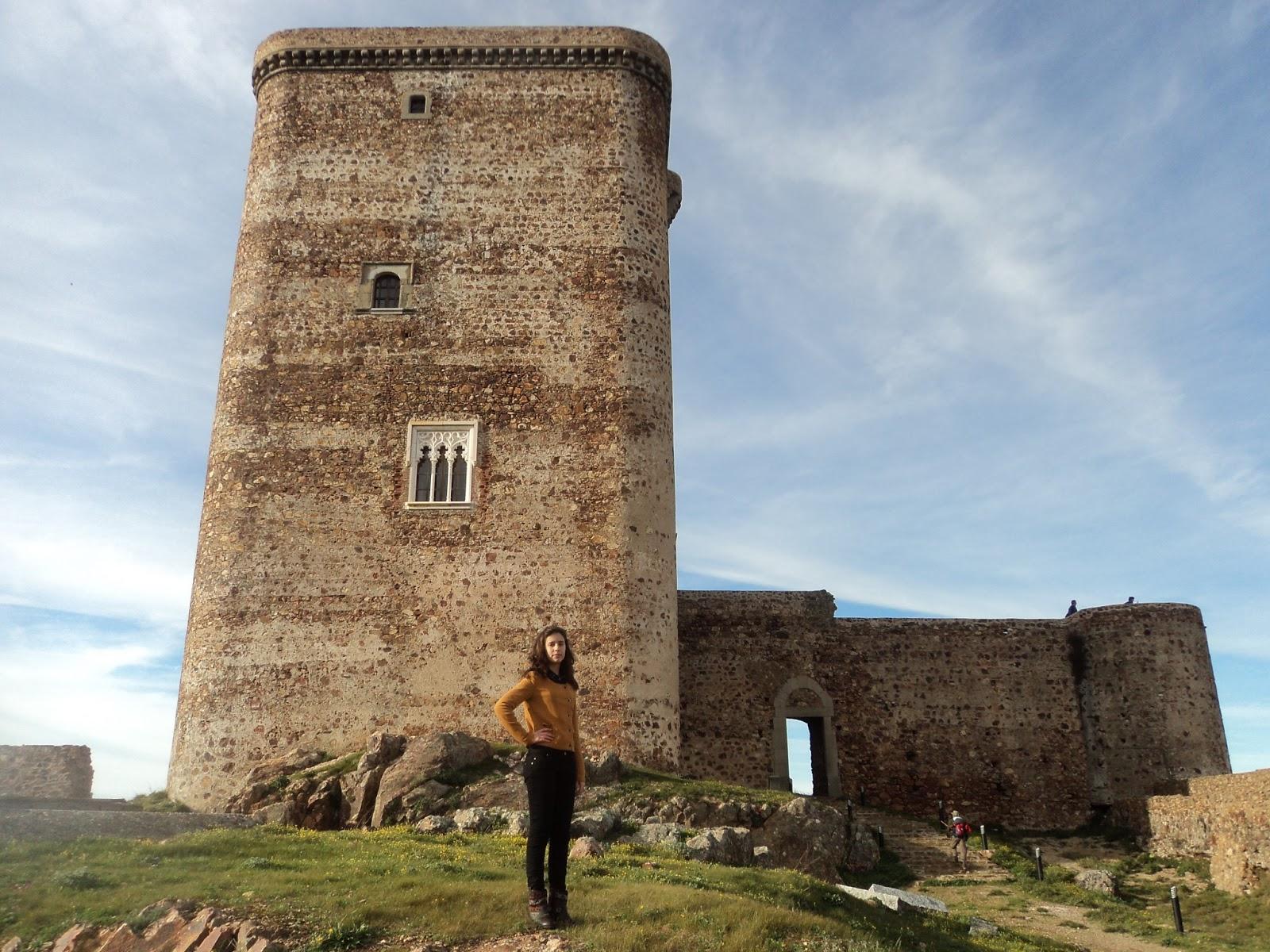 El doblao de Paloma: El castillo de Feria.