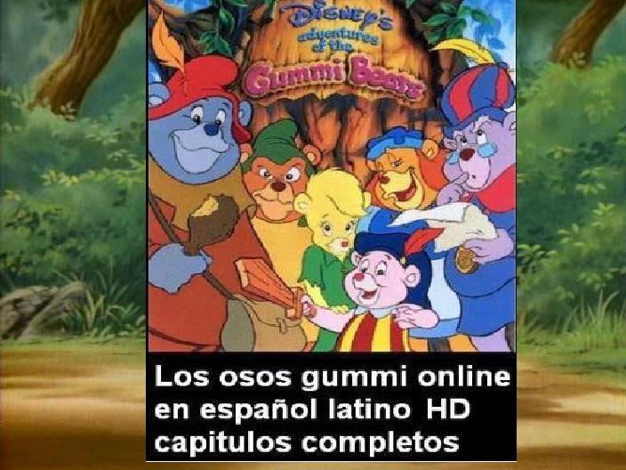 Los Osos Gummi online en Español Latino HD