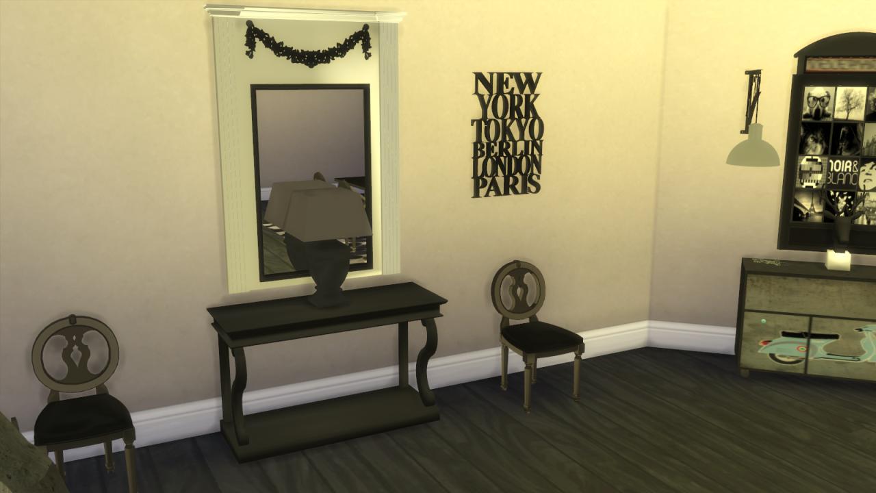 la maison du monde be free horloge en mtal d cm lulea. Black Bedroom Furniture Sets. Home Design Ideas