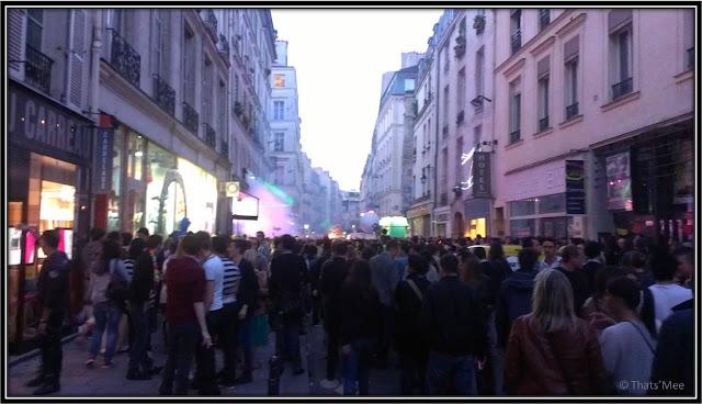 Fete de la musique Raidd Bar 2012 rue du Temple
