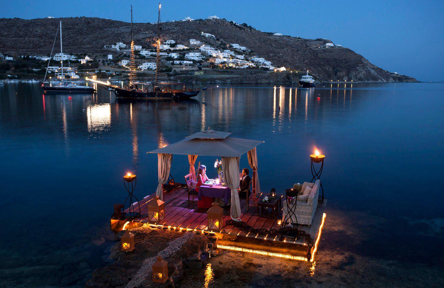 Travelshare Mykonos Greece