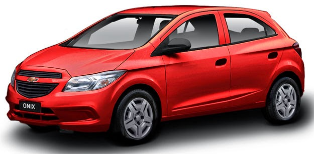 Novo Chevrolet Onix 2015 fotos