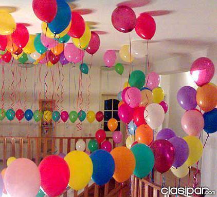 Mundoblog truco para inflar globos sin helio - Como conseguir globos de helio ...
