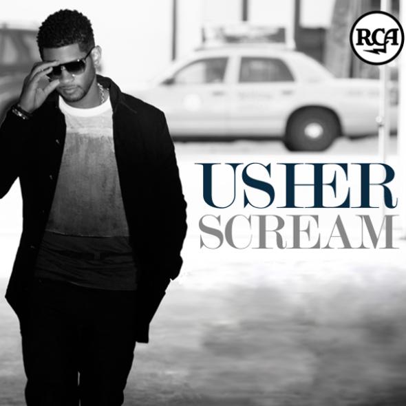 Usher Album Cover simon sez-CD: April 20...