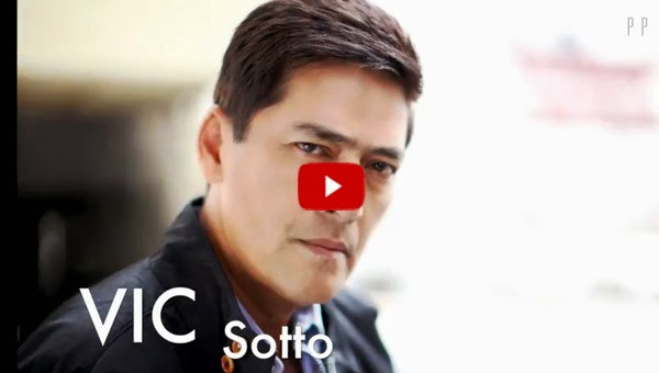 Vic Sotto Yes Sexy Dozen 2014