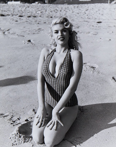 Jayne Mansfield pin up photo