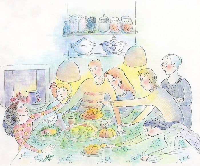 Brodo di cardone abruzzese per il giorno di Natale
