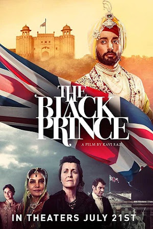 Poster Of Hindi Movie The Black Prince 2017 Full HD Movie Free Download 720P Watch Online