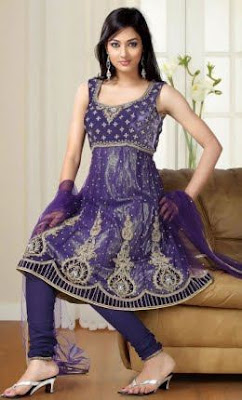 latest indian salwar